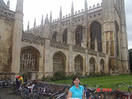 Cambridge with Cindy