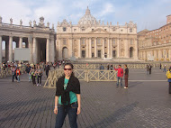St Peter with Cindy