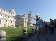 Pisa with Cindy