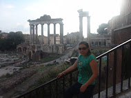 Foro Romano with Cindy