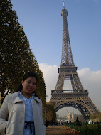 Eiffel Tower Day View with Cindy
