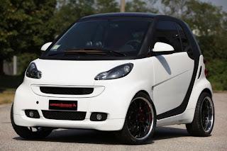 2010 Romeo Ferraris Smart ForTwo