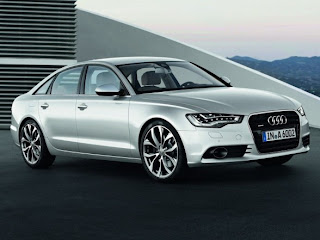 The design of the new Audi A6 embodies athleticism and elegance