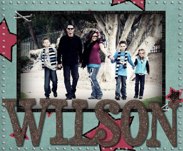 Wilson Rugrats