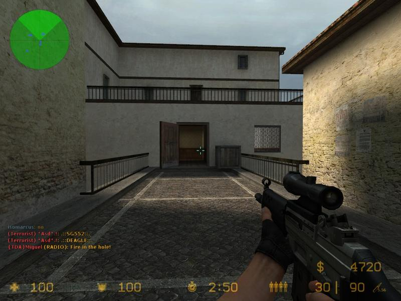 [Mi Subida] Counter-Strike Source [1 Link][Español][Full]