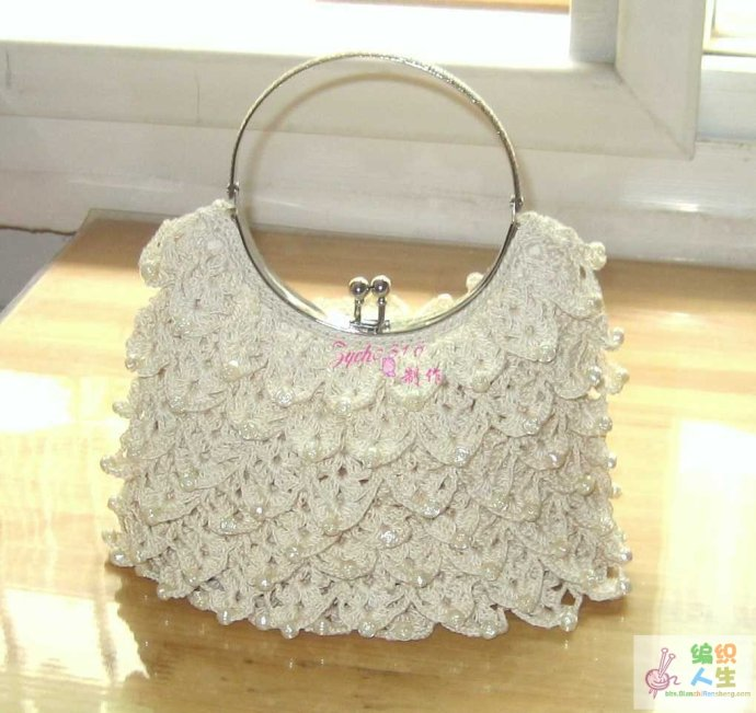 Bolsa De Croche Para Casamento : Bolsas de croche