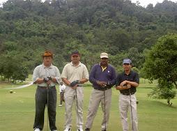 Perangsang Templer Golf Club, Selayang