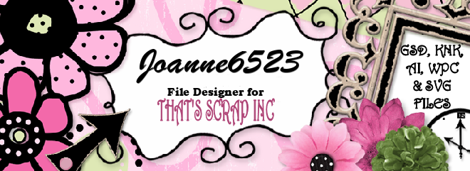 joanne6523 GSD, KNK, AI, WPC & SVG files