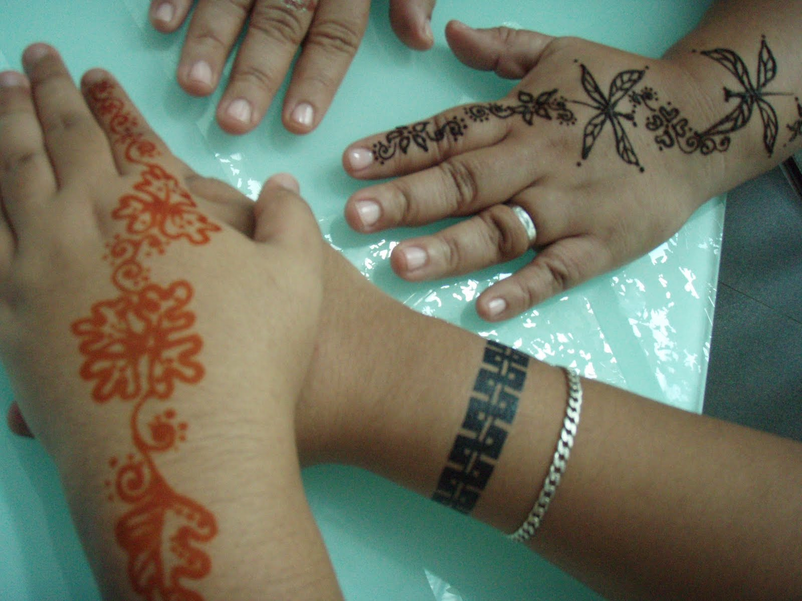 FACE PAINTING KL BODY ART HENNA TATTOO HENNA Inai At Dottie