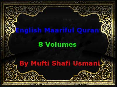 maariful quran english