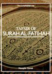 Tafsir Of Surah al-Fatihah