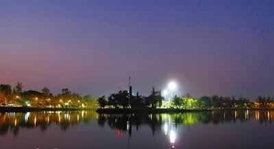 Mani Banpot, Pond