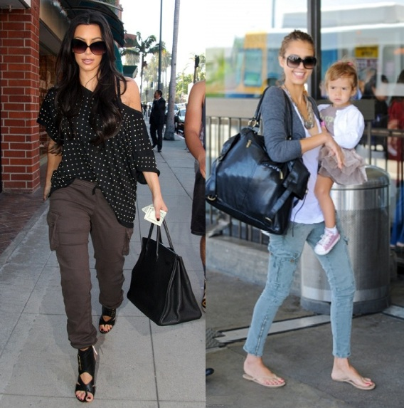 vanessa hudgens casual look. Charlize Theron#39;s Casual Chic