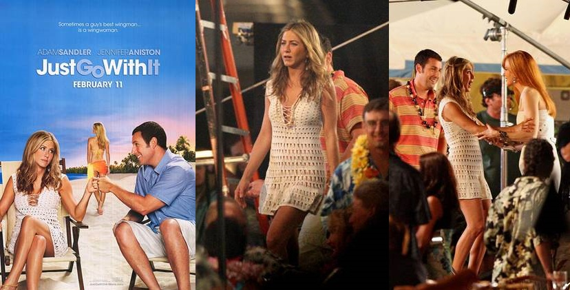 Jennifer+Aniston+Nude+Cream+Dress+In+Just+Go+With+It+Movie lindsay lohan naked drinking messy 01.jpg ...