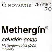 Methergin® solución-gotas
