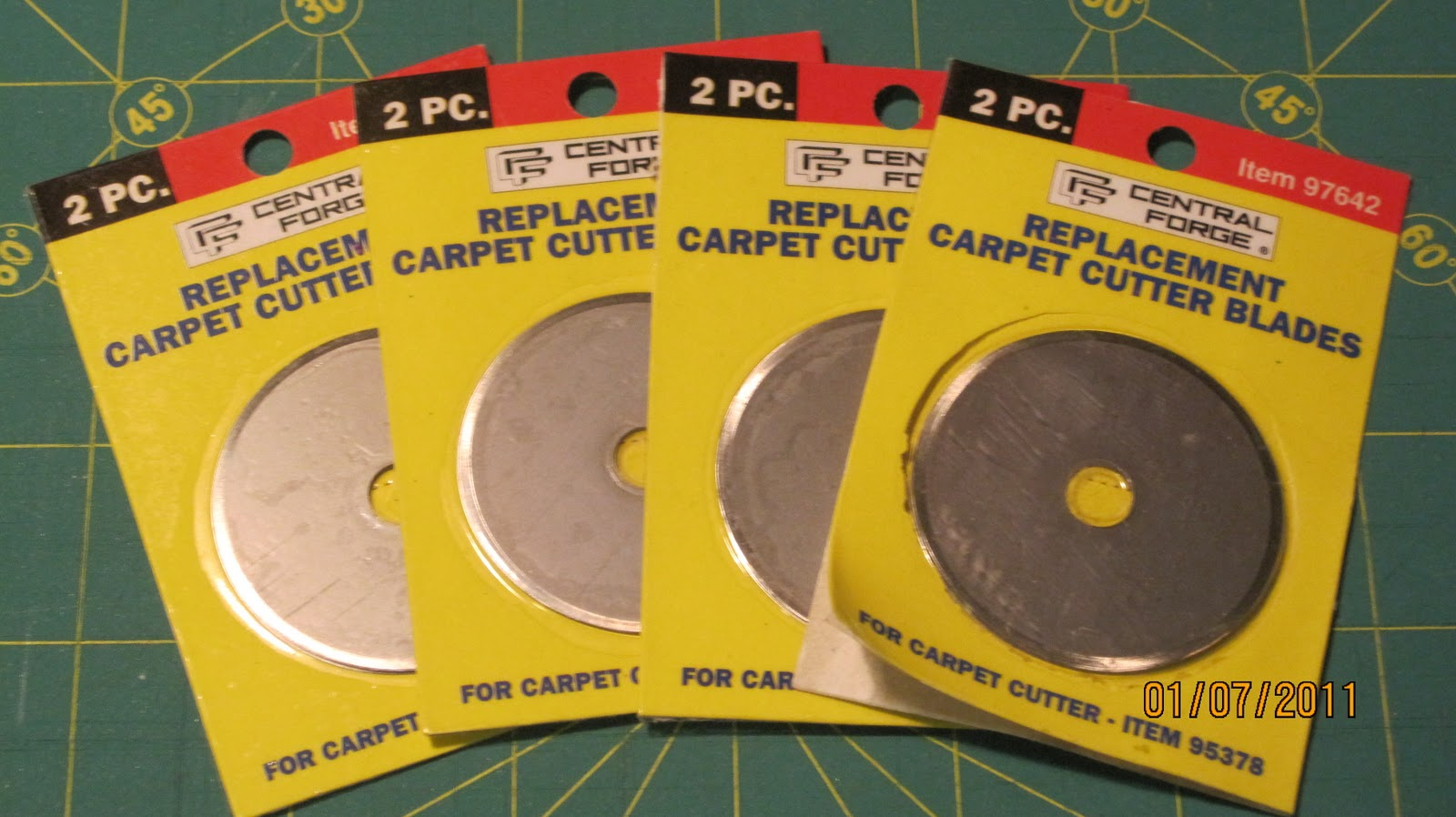 All About Me N Crafts Central Forge Carpet Cutter