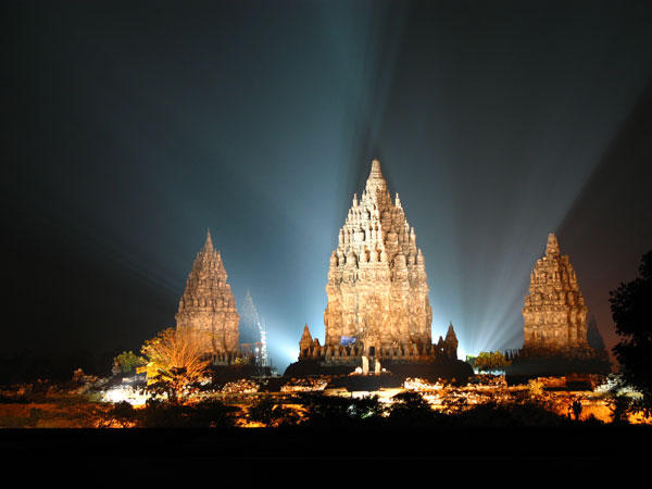 The Best Prambanan Temple