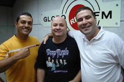 Ricardo Telles, Careca e Rui Taveira