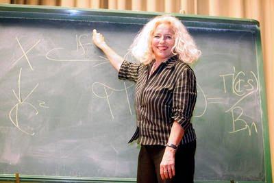 profesora