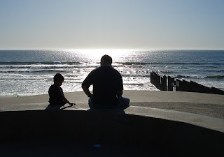 dia del padre e hijo