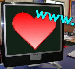 amistad amor virtual