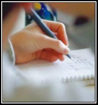 escribiendo+carta