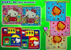 Blanket Baby Hello Kitty 90x90