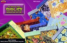 Blanket Osaka 2 Ply 140x200
