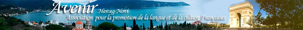 Association Avenir pour la promotion de la langue et de la culture franaises au Montngro