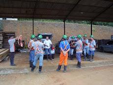 Turma Dezembro/Janeiro 2009 (TMW-Votorantim) Caçapava-SP