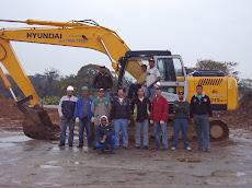 Formação Op. Escavadeira Hidraulica