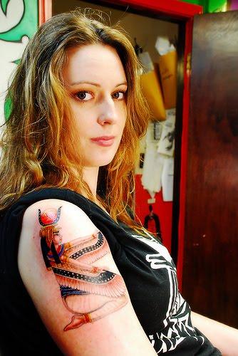 The adorable Egyptian tattoos. The adorable Egyptian tattoos