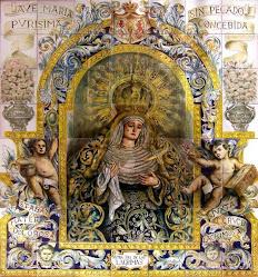 MIS RETABLOS CERÁMICOS EN : retabloceramico.net                    Virgen de las Lágrimas