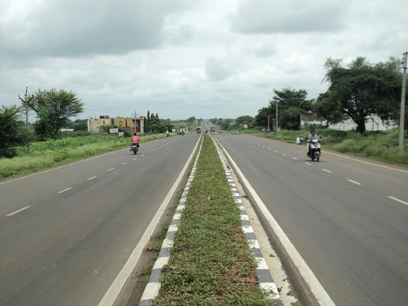 Latur City Latur Road