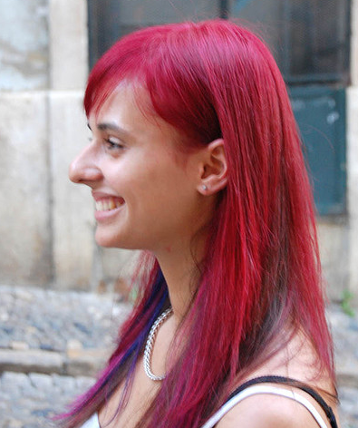 red hair ideas. red hair color ideas 2010. red