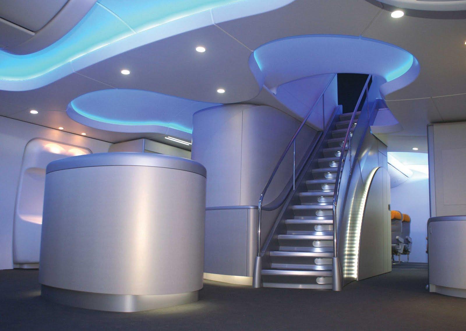 Cengiz kaya yeni boeing 747 8 jumbo u a fabrikadan kt for Interieur 747 cargo