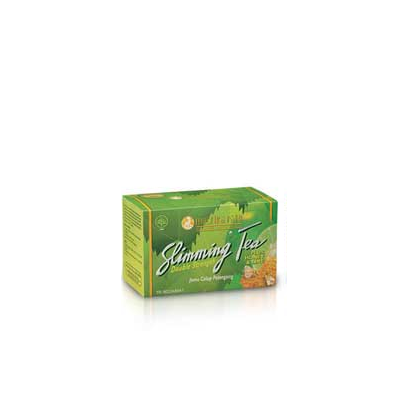 PRODUK MUSTIKA RATU - SLIMMING TEA HONEY & LIME DOUBLE ...