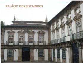 PALÁCIO DOS BISCAINHOS
