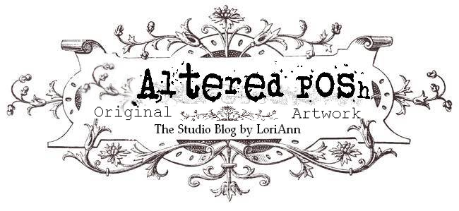 The Studio Blog by LoriAnn