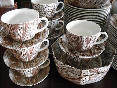 discontinued faux bois dinnerware help & Itu0027s (K)not Wood: discontinued faux bois dinnerware help