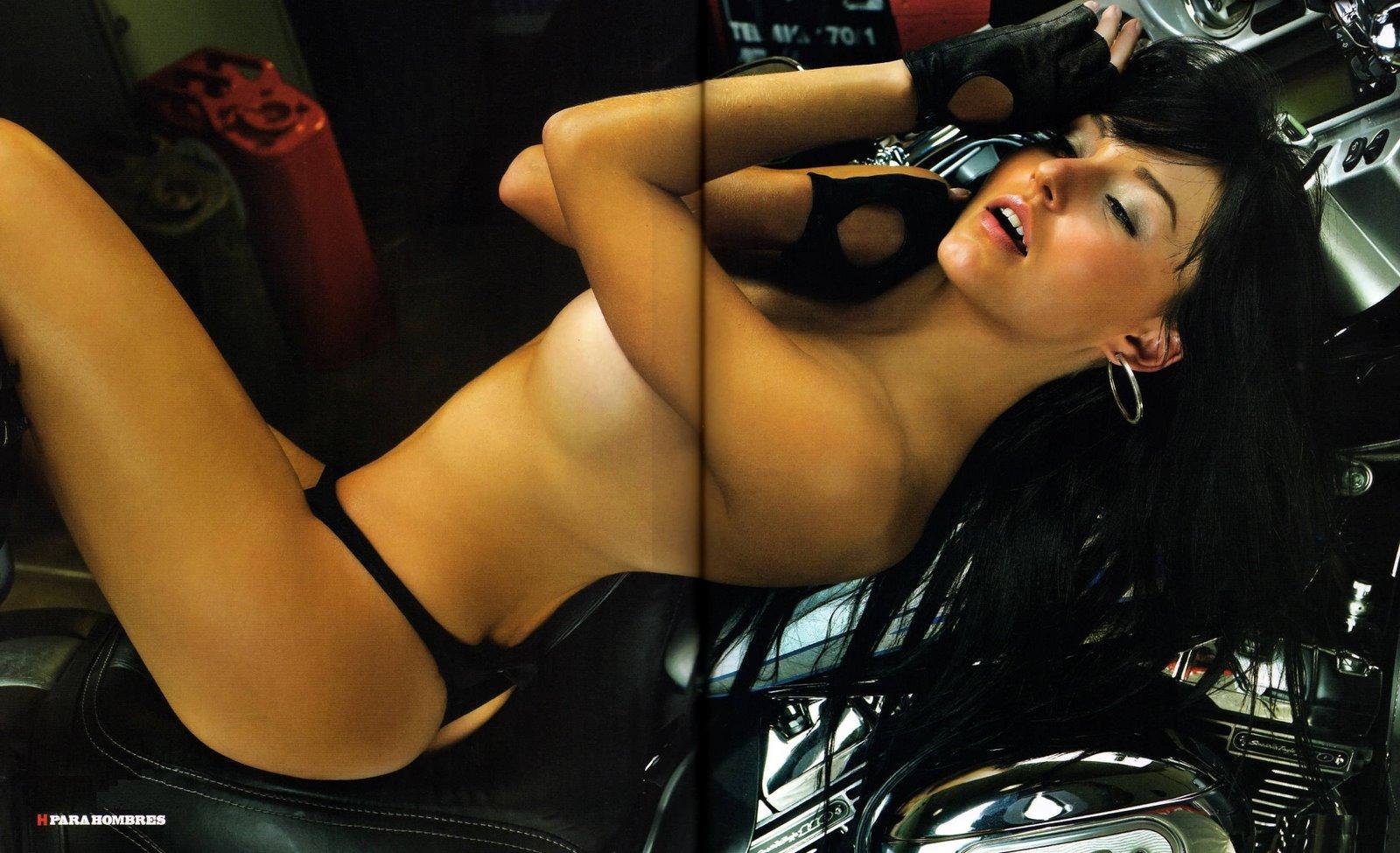 Angelique Boyer Sin Ropa