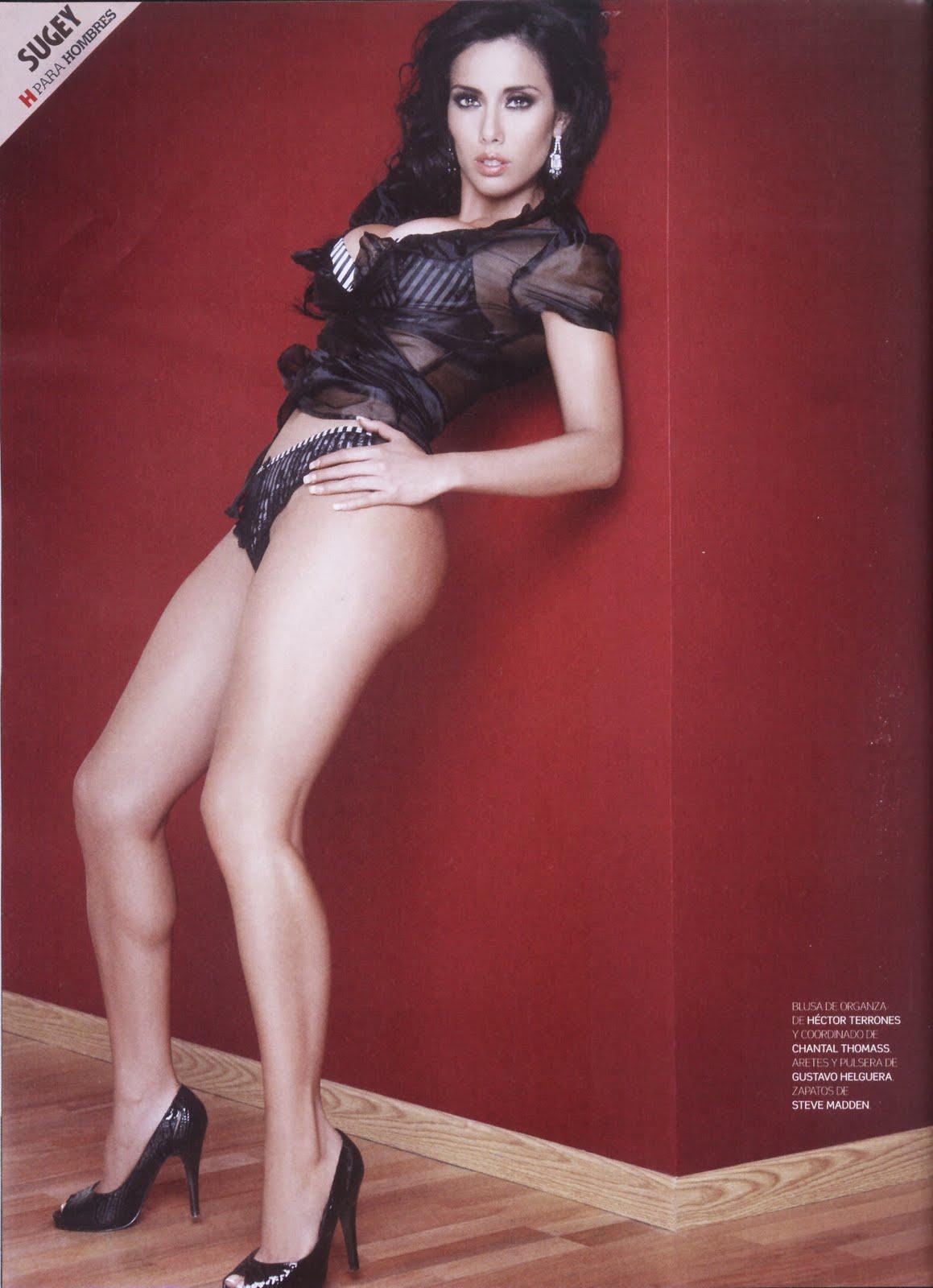 Sugey Abrego Playboy Nude
