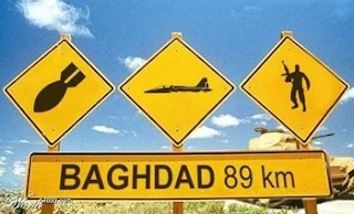 baghdad 89 km