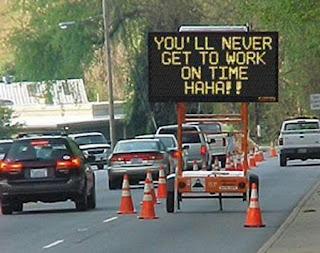 construction sign humor