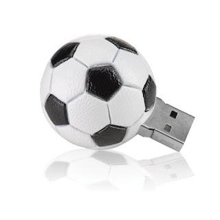 soccer ball usb key