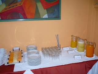 Hotel San Agustin Colonial, Lima, buffet breakfast