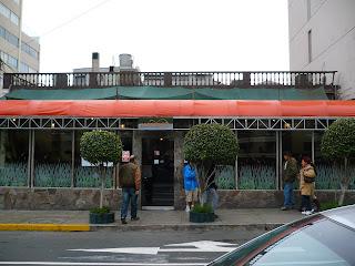 AlFresco Restaurant