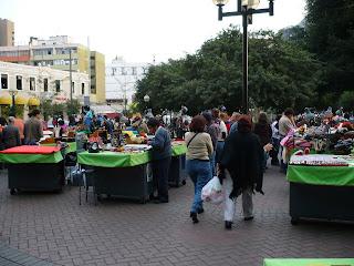 Miraflores Arts and Crafts Market