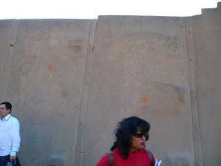 Sun temple, Ollantaytambo