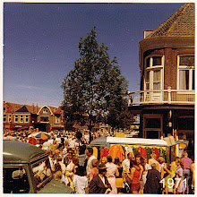 My 1st market in the Netherlands-1971
